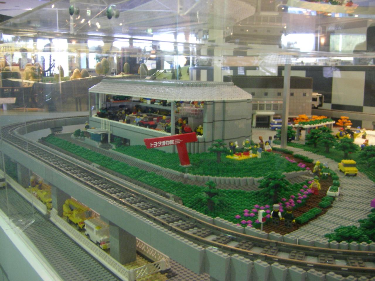 レゴトヨタ博物館2