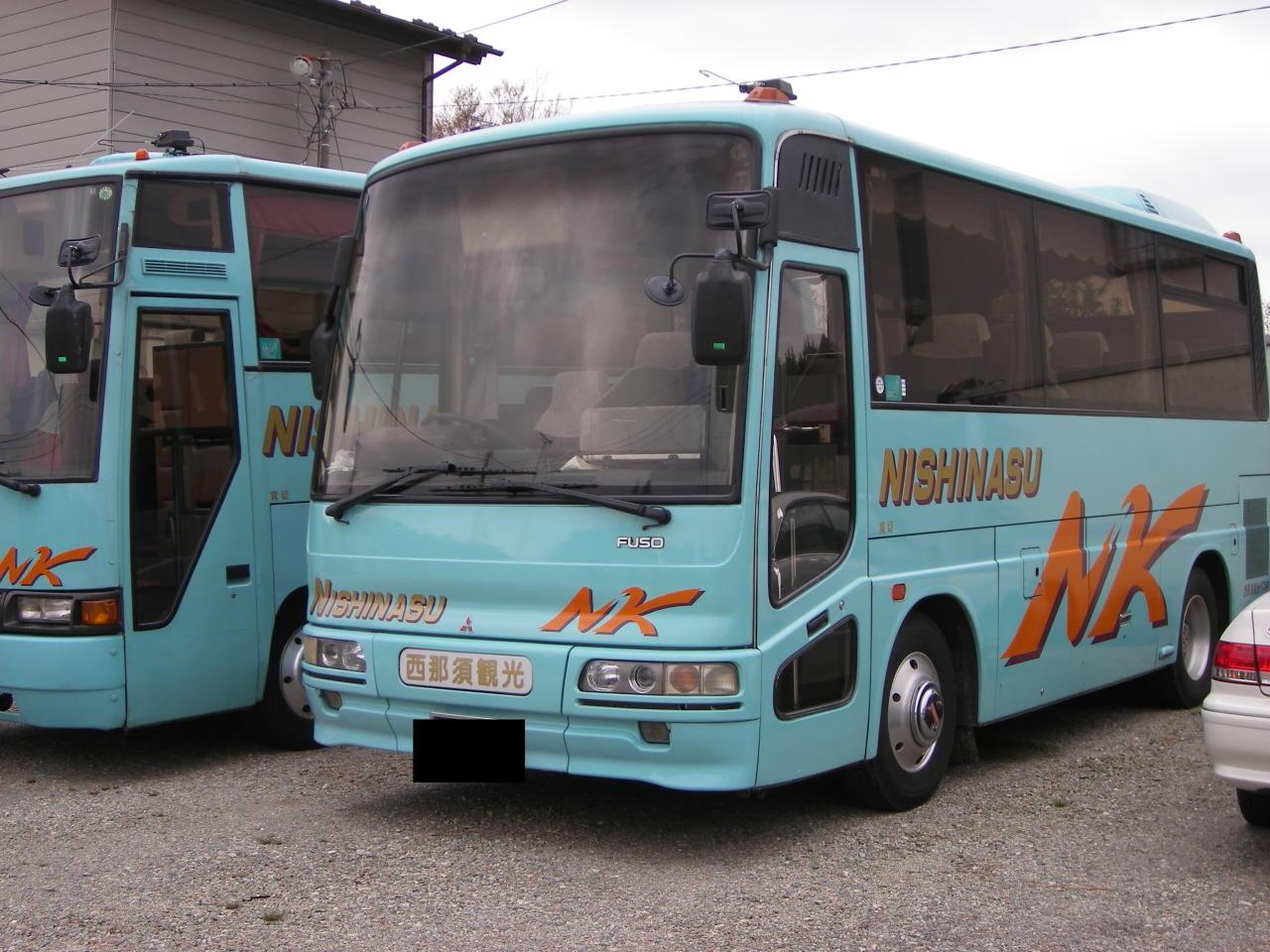 チャーターバス(参考)